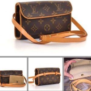 louis vuitton belt bag (pochette florentine)